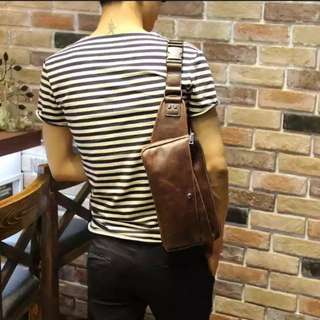 韓版單肩旅行男士女士學生休閒腰包背包 (露宿者推廣系列) (包Buyup自取站取貨) (waist bag fanny pack)