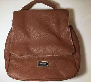 Nine West Small Dual Pocket Casual Backpack