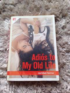 MTV Books Adios to my Old Life
