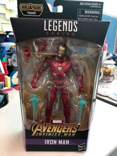Marvel Legends Series - Avengers Infinity War IRON MAN