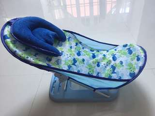 portable mothercare baby bather