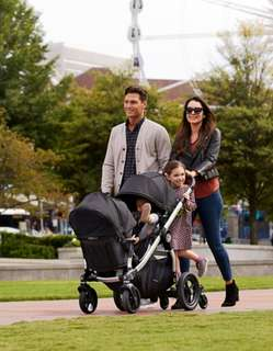 City Select Baby Jogger Double Strollers