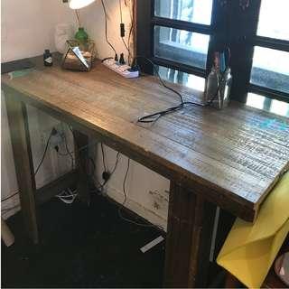 Vintage High Table