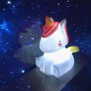 Little Unicorn Lamp Light