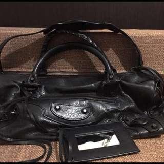 Balenciaga Handle Tote Bag