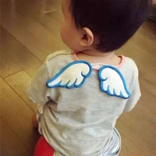 Angel Wing Baby Cloth