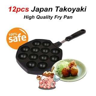 Takoyaki nonstick pan
