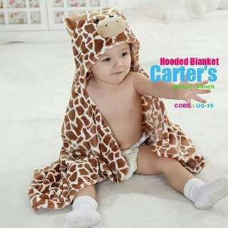 Kids Hooded Blanket - UC15