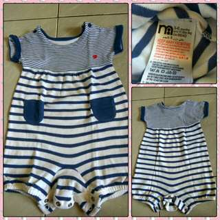 Playsuit mothercare