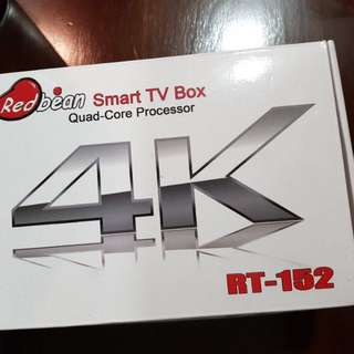 Red Brean Smart t.v. box