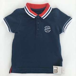 Mothercare polo shirt (2 pieces available)