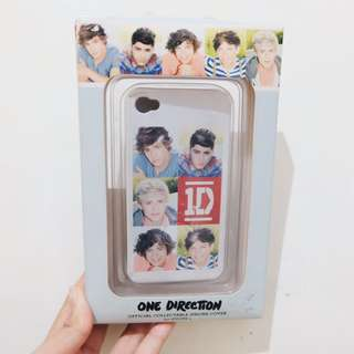 IPHONE 4/4s CASE - ONE DIRECTION MERCHANDISE ORIGINAL
