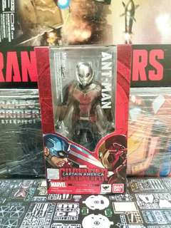 Marvel SHF Civil War ANTMAN - legends dc avengers infinity mcu figuarts bandai