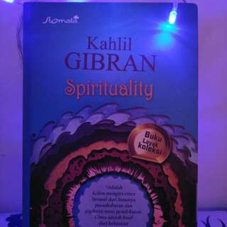 Kahlil Gibran - Sprituality (Hard Cover)