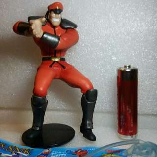 Streetfighter fig