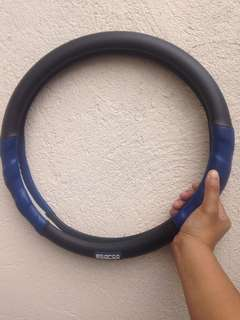 Sparco Steering Wheel Cover