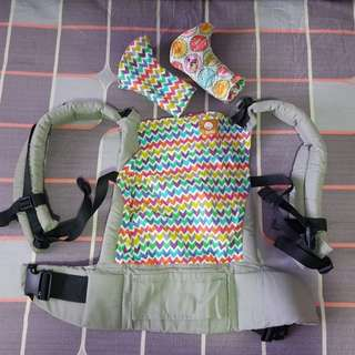 Pre loved Tula Baby Carrier - Fizz