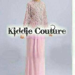 Kurung moden for kids