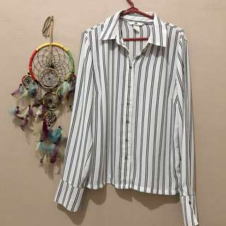 Stripe top by Hnm