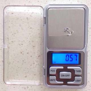 Precision Jewelry Scale 200g/0.01g Digital Readout with Counting Function