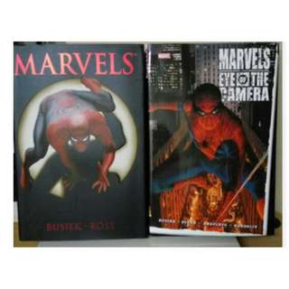 Marvels and Marvels: Eye of the Camera comics