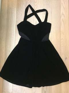 Black SeeTru Dress