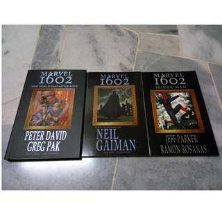 Marvel Comics 1602