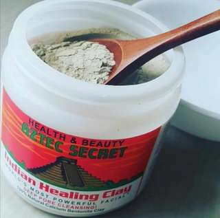 P. O Aztec Indian Healing Clay