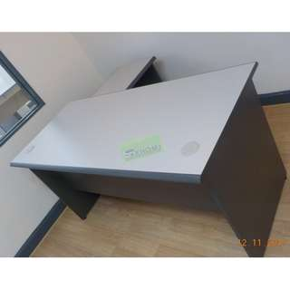 SA SERIES SET EXECUTIVE TABLE L TYPE--KHOMI