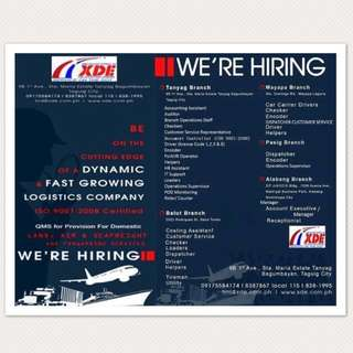 Drivers and Riders Hiring