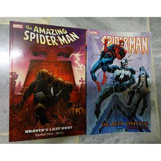 Marvel Comics Spider-Man x2