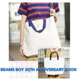 💖訂購💖BEAMS BOY 20TH ANNIVERSARY BOOK