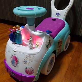 Preloved Frozen Car