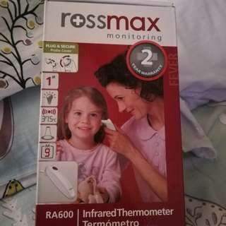 Rossmax infrared thermometer