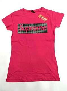 Supreme Shirt for Ladies 💋💖