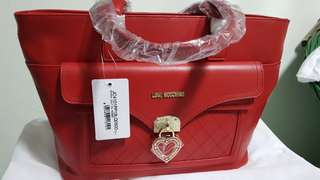 Authentic Love Moschino Bag Brand New