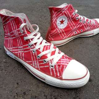 converse ct as red series
