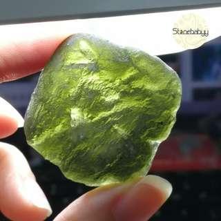 Moldavite 捷克隕石原石