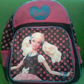 Barbie backpack