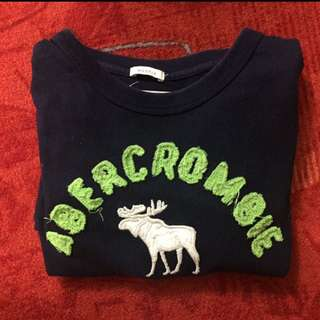🚚 A&F Abercrombie And Fitch 短袖上衣 T Shirt