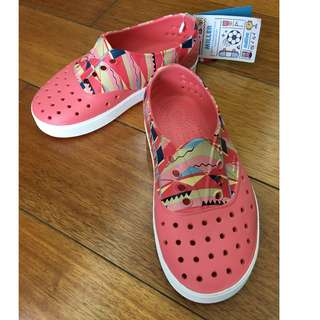 native shoes miller pink