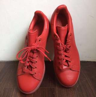 Red Stan Smith