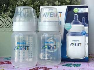 Preloved ❣️ Philips Avent Classic Feeding Bottles 9oz
