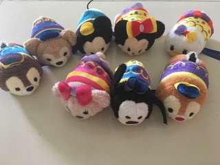 Disney soft toys! From disneyland