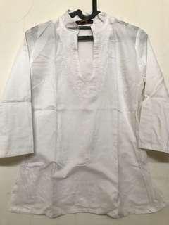 Lang blouse