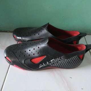 Sepatu Allbike Untuk Sepedaan Ukuran 41