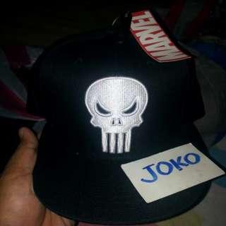 The punisher cap
