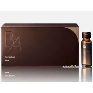 POLA寶麗 黑BA抗糖口服液抗糖化口服液膠原蛋白12支   100%日本進口 100% new & real
