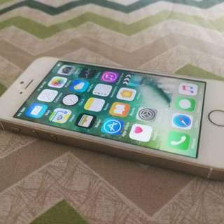 Apple iPhone 5s Gold 16Gb Hlobe Locked