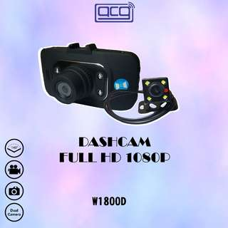 Dashcam Full HD 1080P ( W1800D )